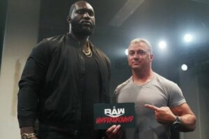 Jordan Omogbehin Shane McMahon WWE RAW Underground
