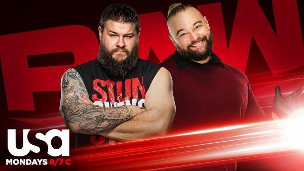 Kevin Owens Bray Wyatt WWE RAW