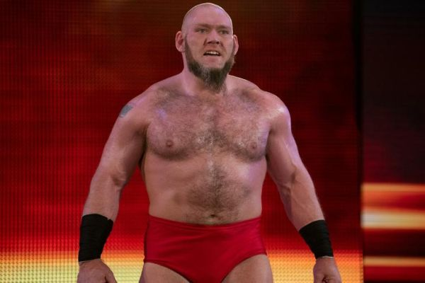 Lars Sullivan WWE SmackDown