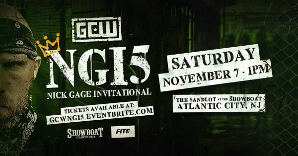 GCW Nick Gage Invitational 5