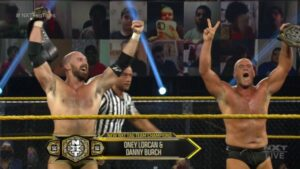Oney Lorcan Danny Burch NXT Tag Team Championship