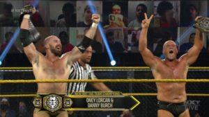 Oney Lorcan Danny Burch NXT Tag Team Championship
