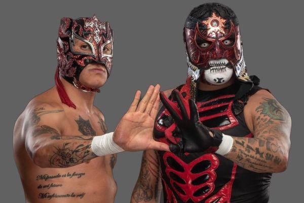 Rey Fenix Penta El Zero M The Lucha Brothers