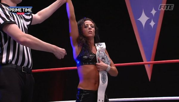 Serena Deeb NWA World Women's Champion