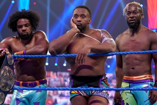 The New Day WWE Draft