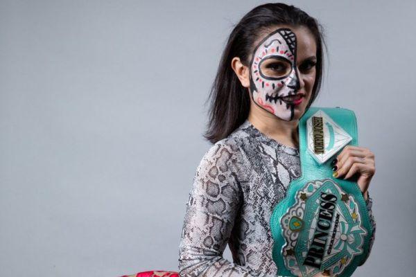 Thunder Rosa TJP International Princess Title