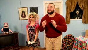 Alexa Bliss Bray Wyatt