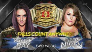 NXT UK Kay Lee Ray Piper Niven