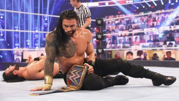 Roman Reigns SmackDown