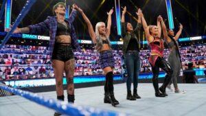 Smackdown Women's Team