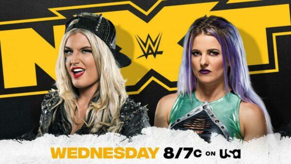 NXT Toni Storm vs. Candice LeRae