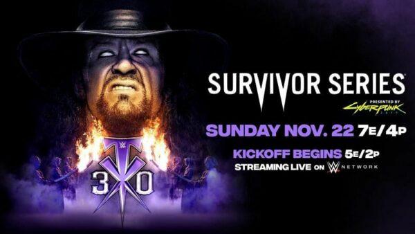 Survivor Series Undertaker Farewell
