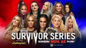 Raw Women's Team