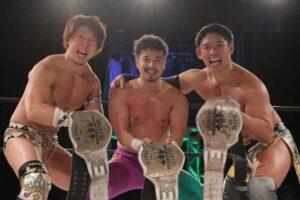 Six man titles