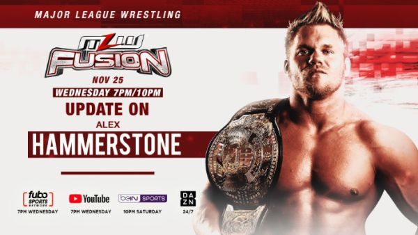 Hammerstone MLW Fusion