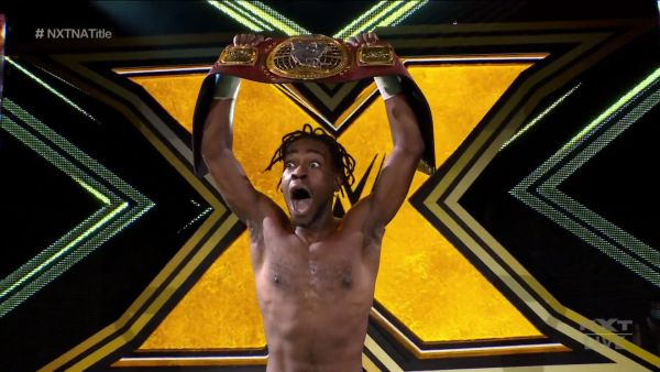 Leon Ruff NXT North American Champion