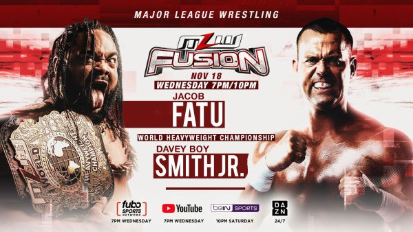 MLW Fusion 11/18/20