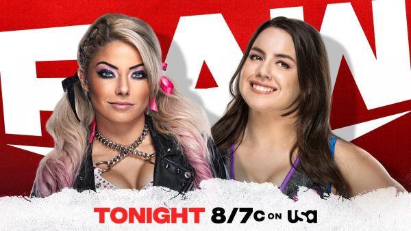 WWE Monday Night RAW 11/23/2020