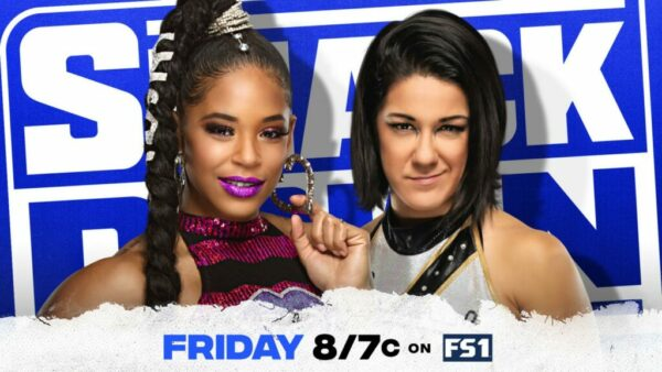 Bianca Belair vs Bayley SmackDown