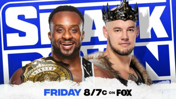Big E King Corbin SmackDown
