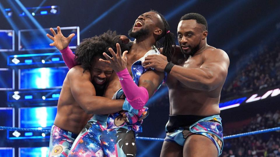 Big E Kofi Kingston Xavier Woods