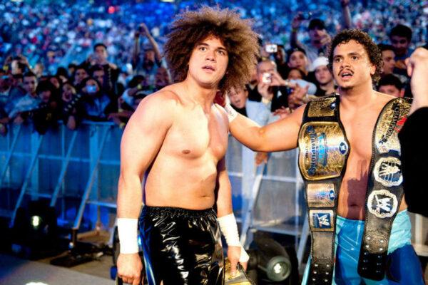 Carlito Raw Legends