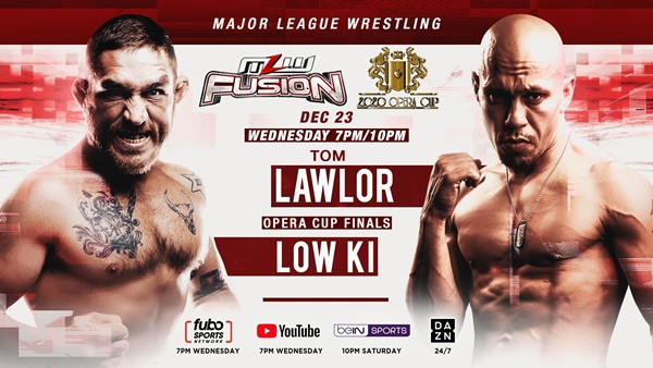 MLW FUSION Opera Cup Final