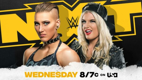 Rhea Ripley vs. Toni Storm NXT