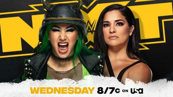 NXT Shotzi vs. Raquel