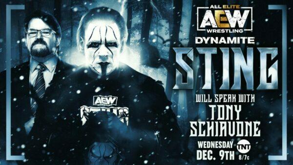 AEW Dynamite Shaq Speaks, Sting Interview