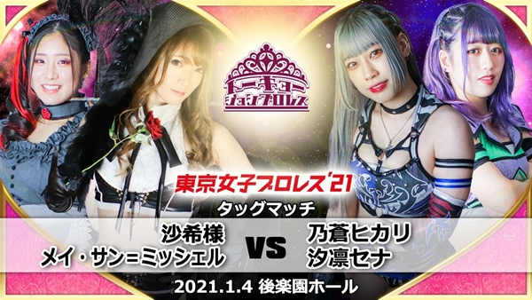 TJPW English Commentary