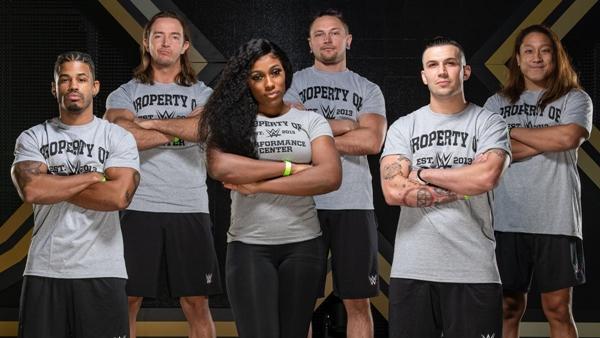 WWE PC Recruits