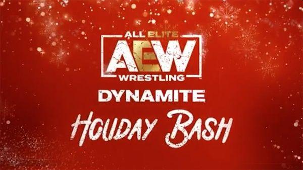 AEW Dynamite Holiday Bash