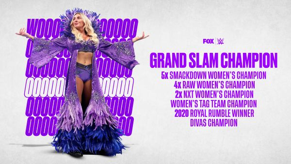 Charlotte Flair WWE TLC