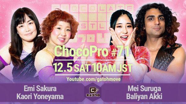 ChocoPro 71