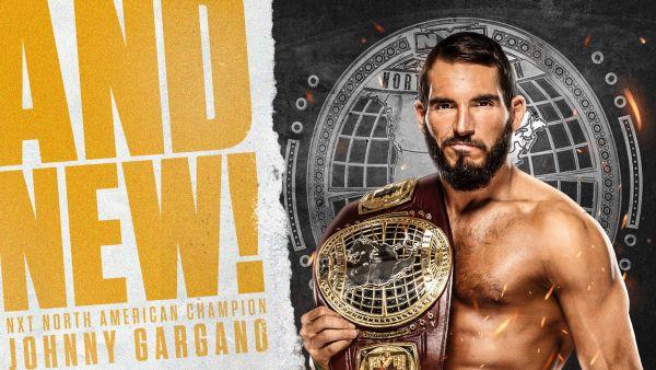 Johnny Gargano NXT TakeOver WarGames