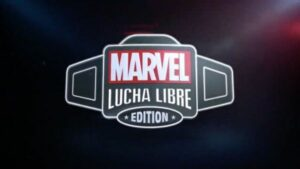 Marvel Lucha Libre Edition