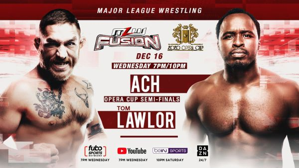MLW FUSION 12/16/20
