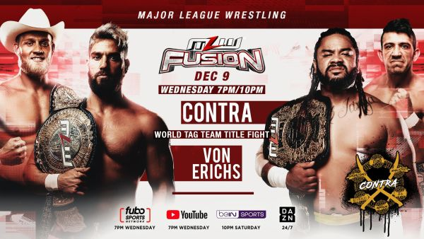 MLW Fusion 12/9/20