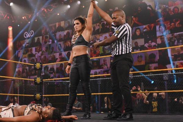 Raquel Gonzalez WWE NXT