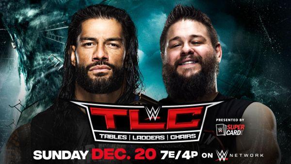 Roman Reigns Kevin Owens WWE TLC