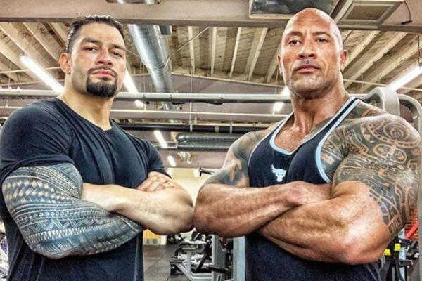 WWE Wishlist Roman Reigns The Rock