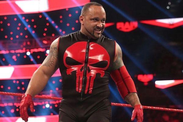 WWE Montel Vontavious Porter MVP