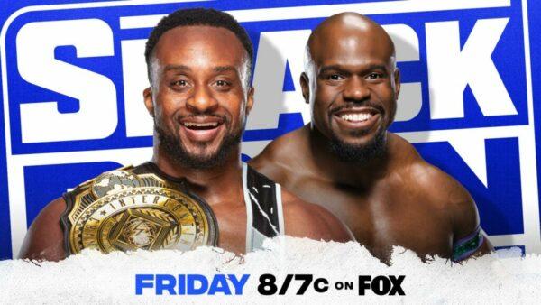 Big E Apollo Crews SmackDown