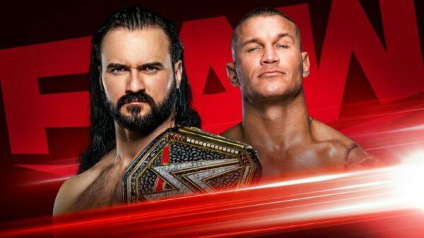 Drew McIntyre Randy Orton Raw