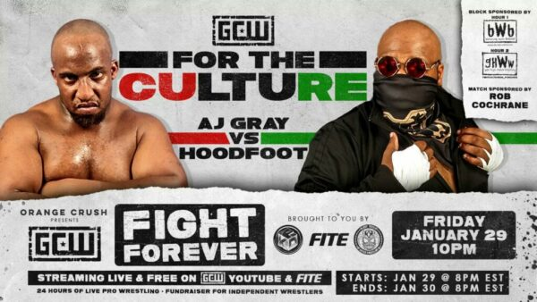 AJ Gray vs Hoodfoot Atlas For The Culture