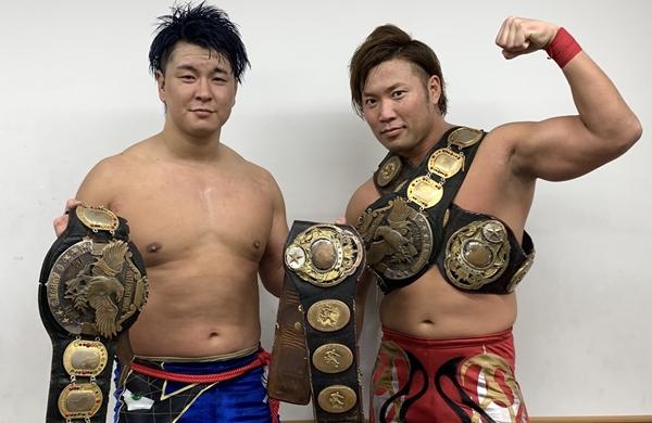 Kento Miyahara & Yuma Aoyagi