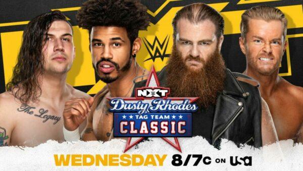 NXT Dusty Rhodes Tag Team Classic