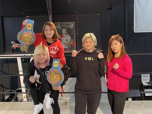 Nanae Takahashi & Arisa Nakajima
