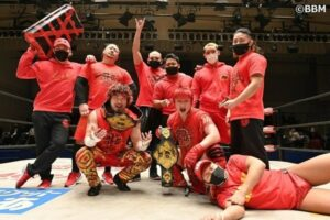 Dragon Gate Roster